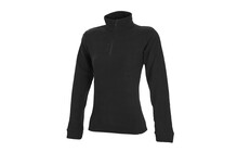 Lafuma Greenlight Middenlaag Dames T-Zip zwart